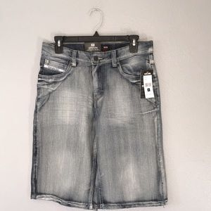 Ecko Unlimited Denim Shorts